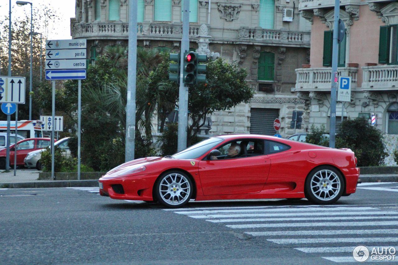 Ferrari Challenge Stradale 1