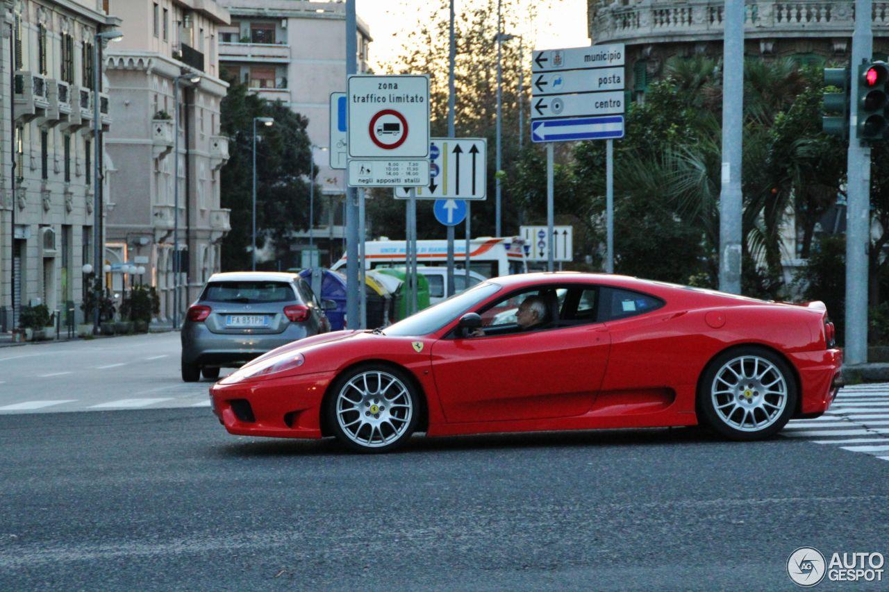 Ferrari Challenge Stradale 2