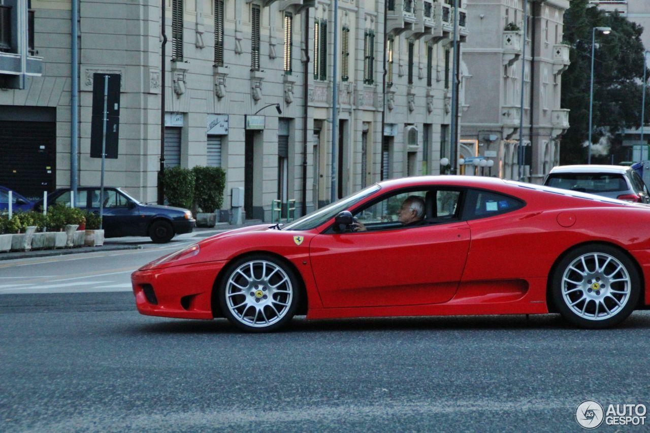 Ferrari Challenge Stradale 3