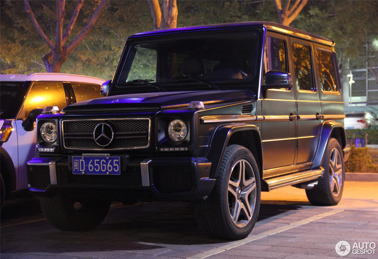 Mercedes benz g 65 amg 11 january 2016 autogespot for Mercedes benz g 65 amg