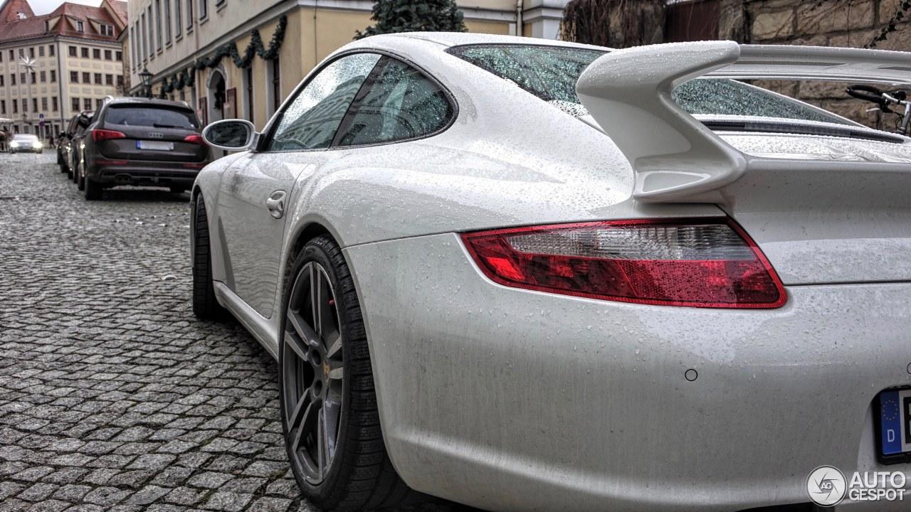 Porsche 997 Carrera 4S MkI 5