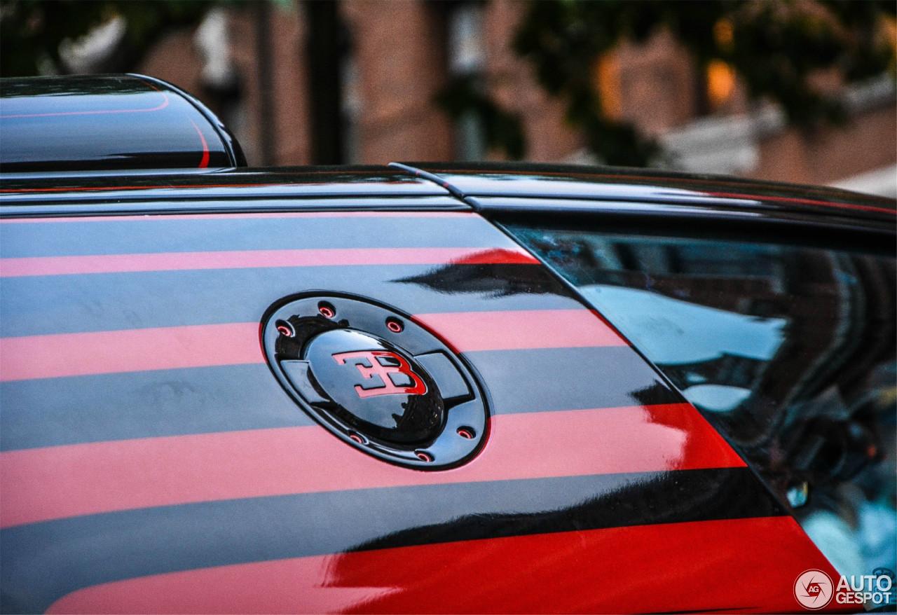bugatti veyron 16 4 grand sport vitesse l 39 or rouge 13 januari 2016 autogespot. Black Bedroom Furniture Sets. Home Design Ideas