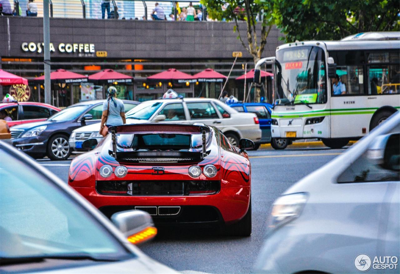 bugatti veyron 16 4 grand sport vitesse l 39 or rouge 13 janvier 2016 autogespot. Black Bedroom Furniture Sets. Home Design Ideas