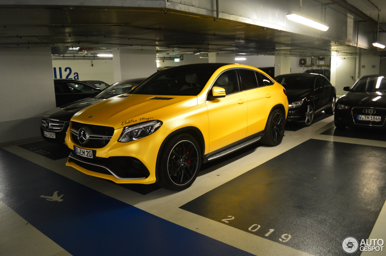 mercedes amg gle 63 s coup 13 january 2016 autogespot. Black Bedroom Furniture Sets. Home Design Ideas