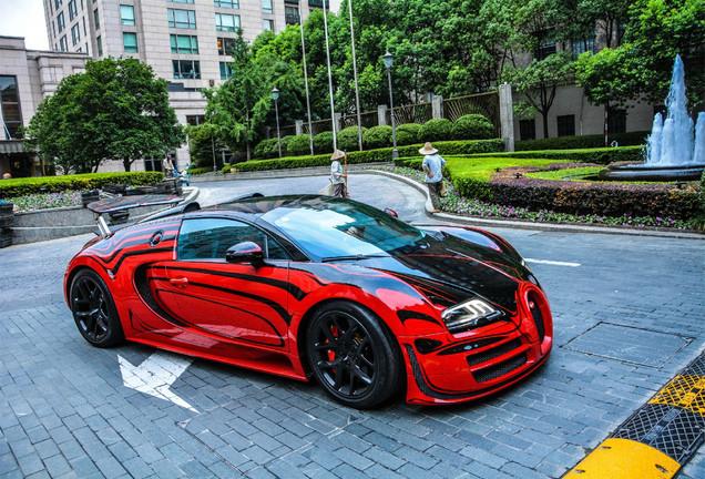 Bugatti Veyron 16.4 Grand Sport Vitesse L'Or Rouge