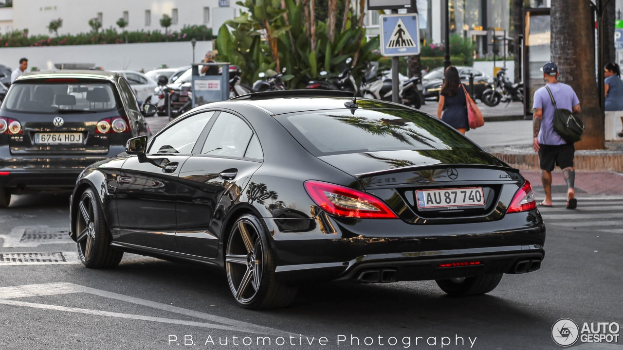 mercedes benz cls 63 amg c218 14 january 2016 autogespot. Black Bedroom Furniture Sets. Home Design Ideas