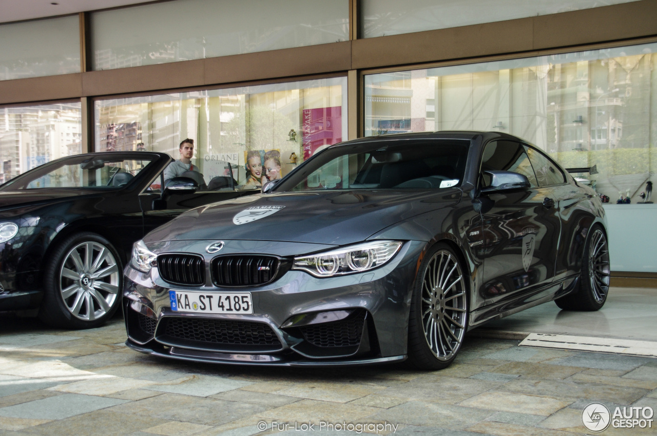 bmw hamann m4 f82 coup 15 january 2016 autogespot. Black Bedroom Furniture Sets. Home Design Ideas