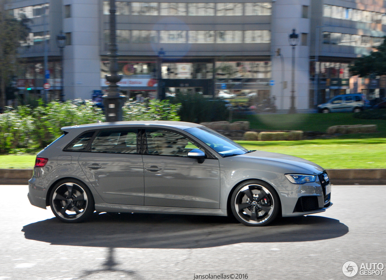 Audi Rs3 Sportback 8v 16 January 2016 Autogespot