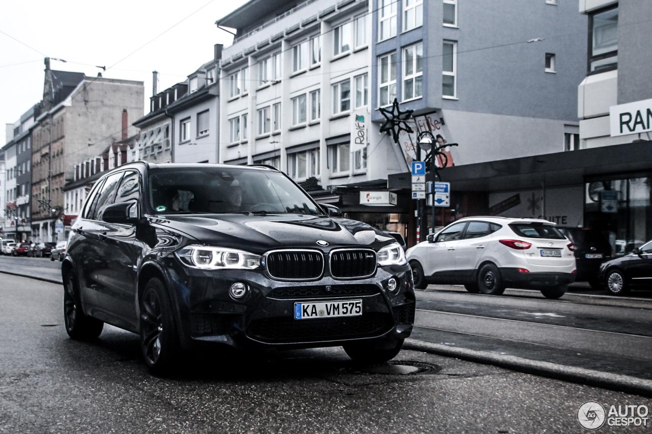 BMW X5 M F85 1