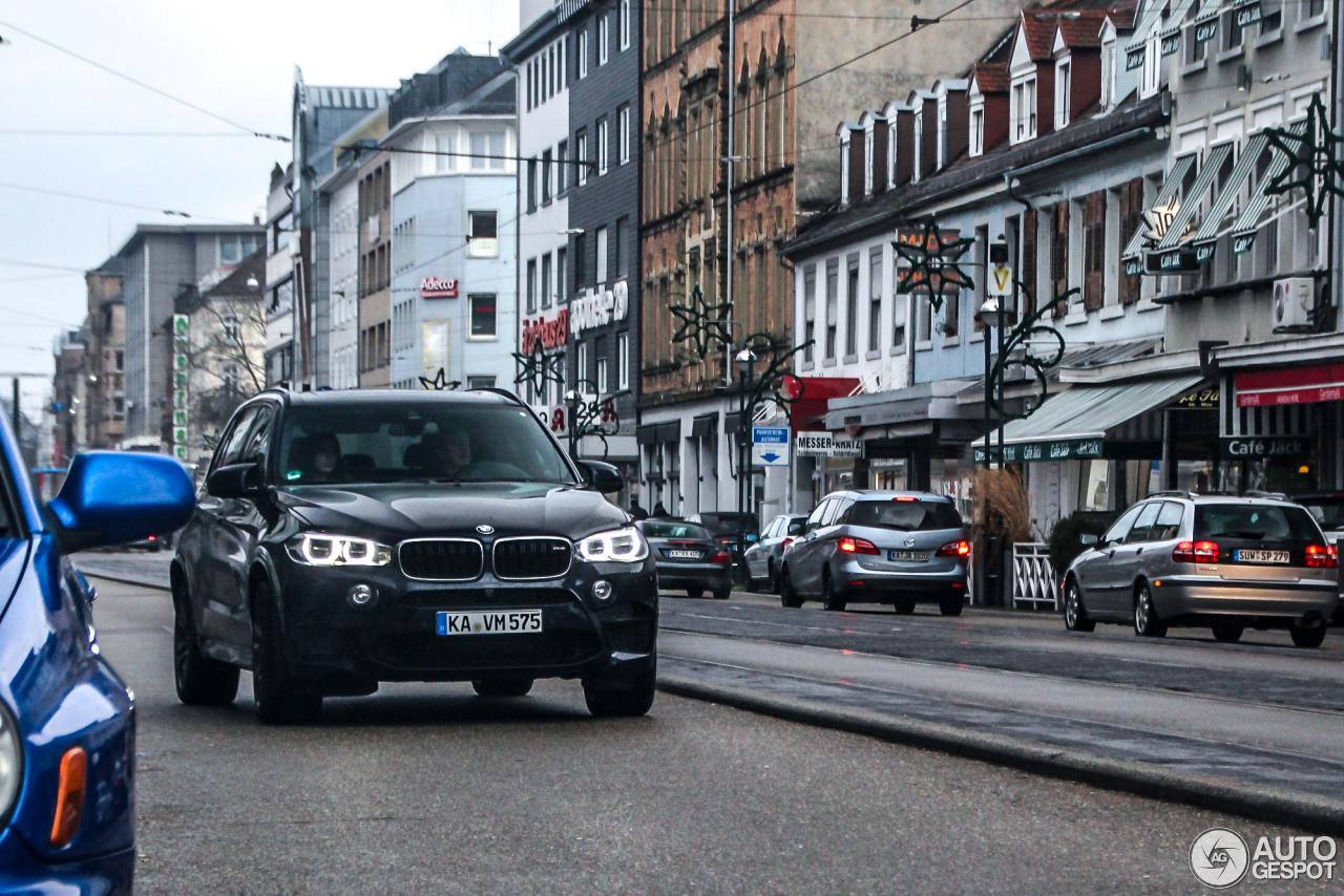 BMW X5 M F85 3