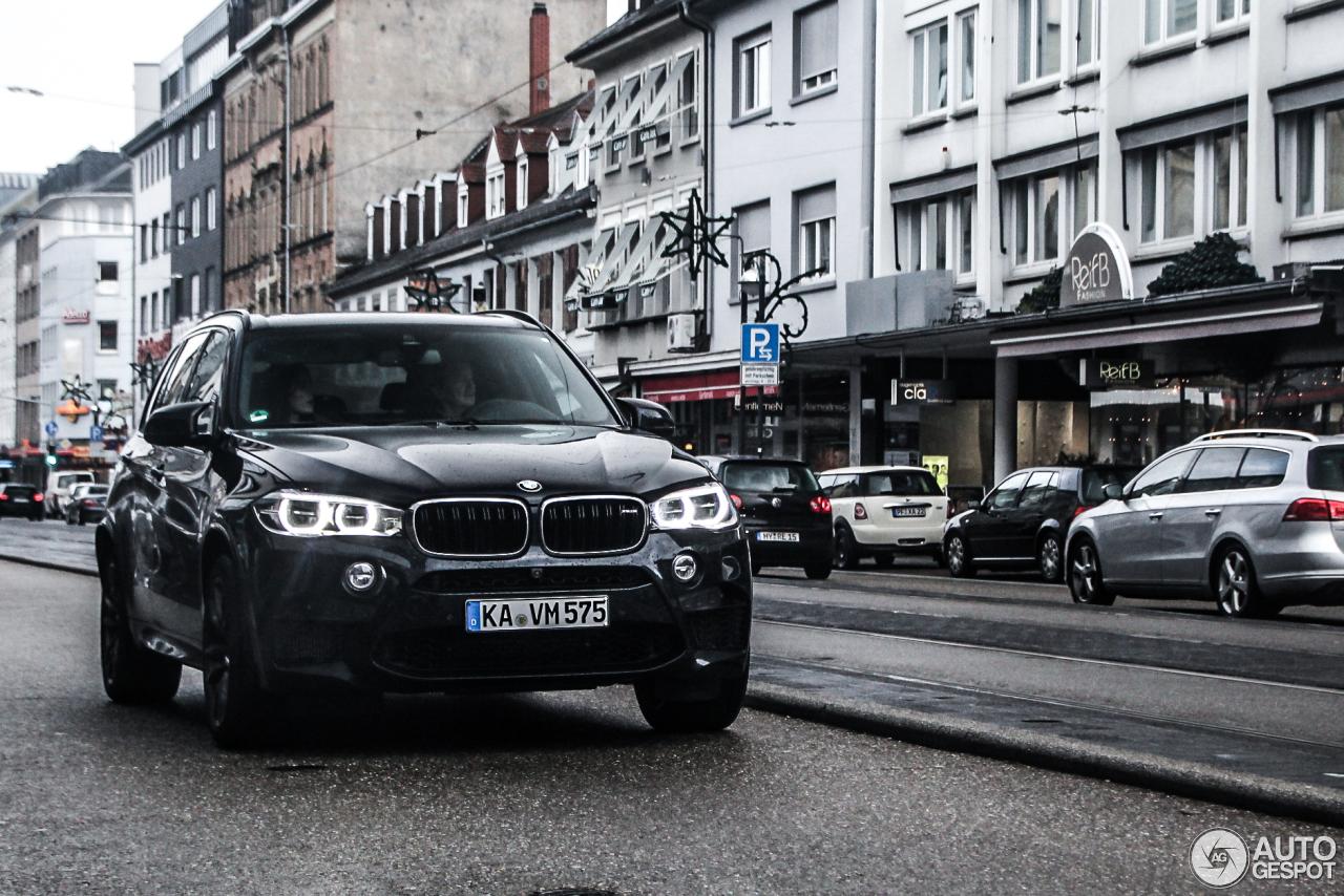 BMW X5 M F85 4