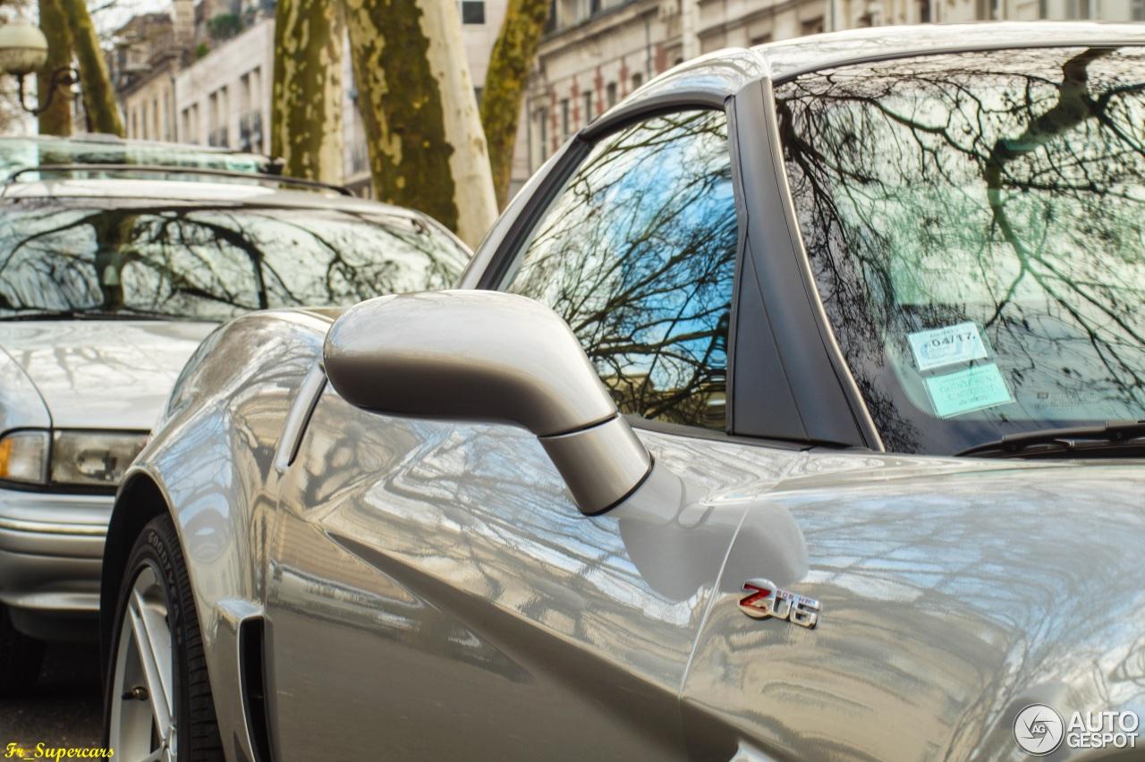 Chevrolet Corvette C6 Z06 1