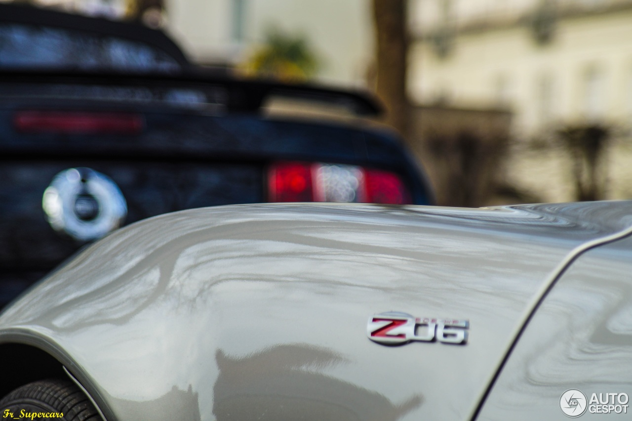 Chevrolet Corvette C6 Z06 2