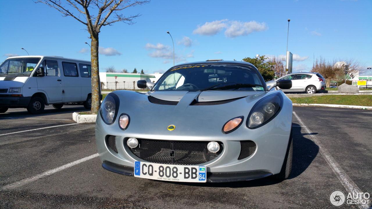 Lotus Exige S 1