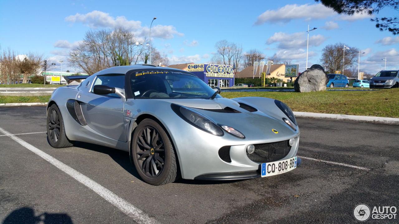 Lotus Exige S 2