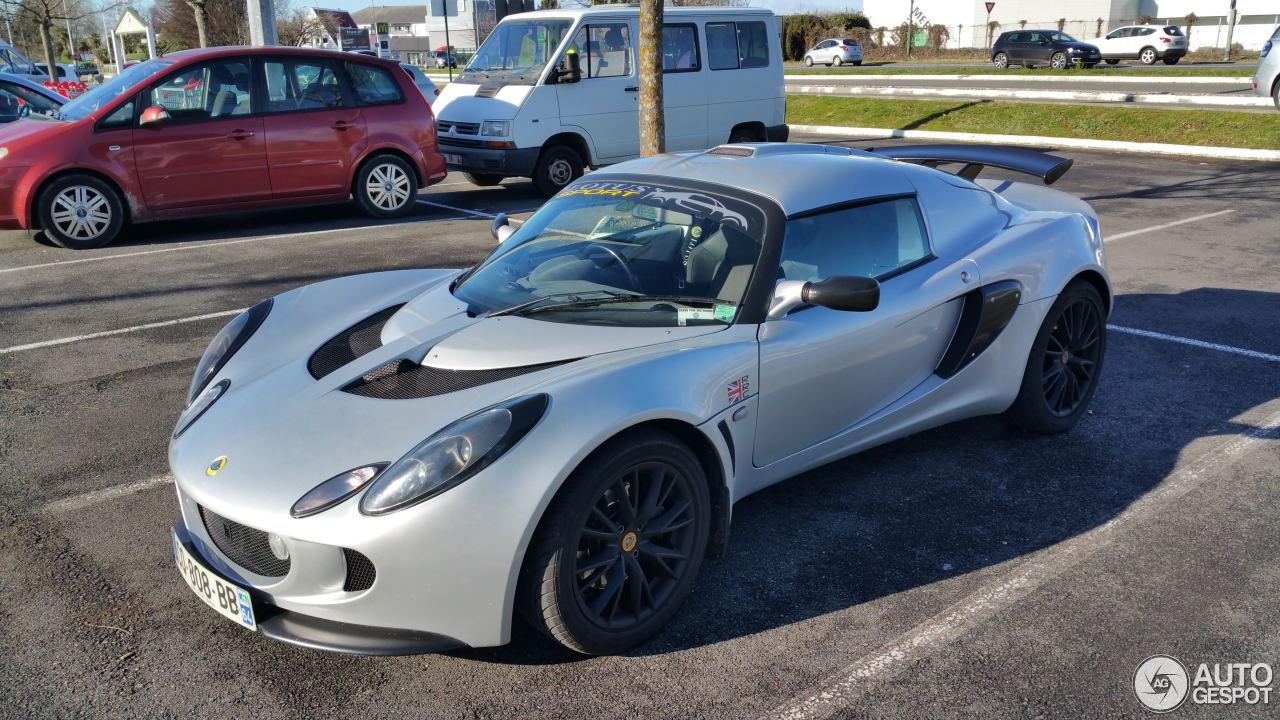 Lotus Exige S 3