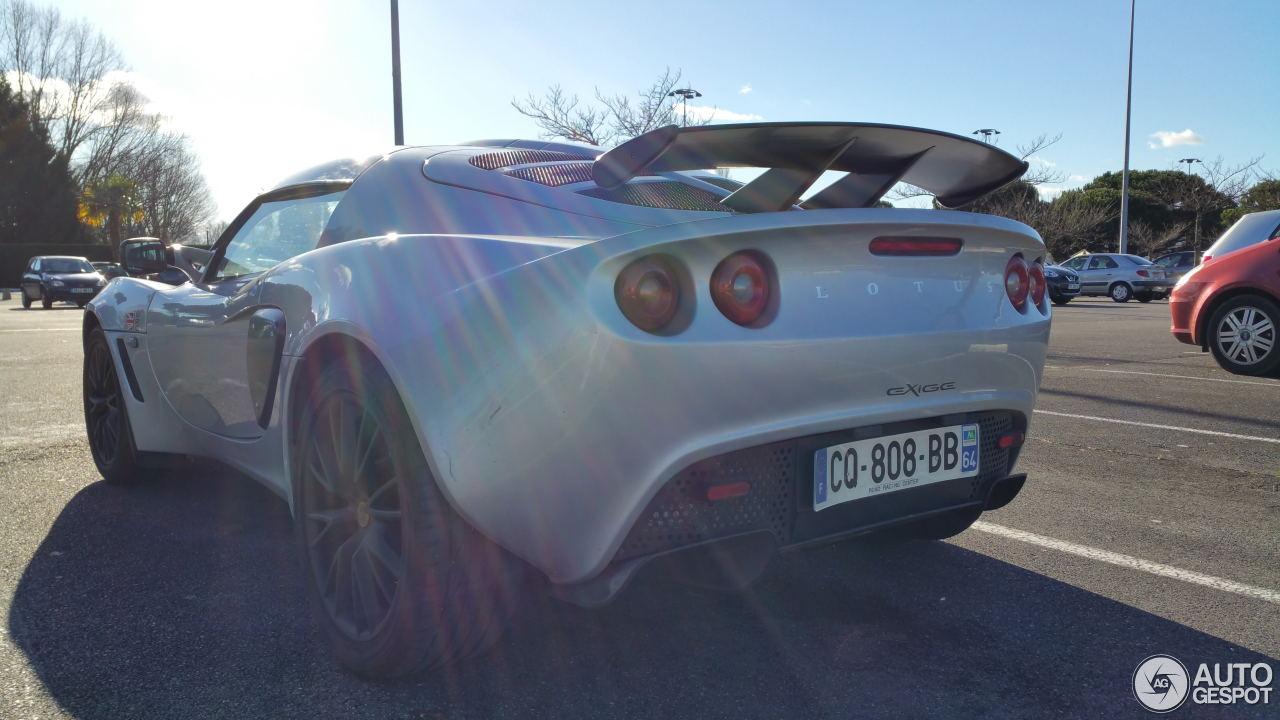 Lotus Exige S 4