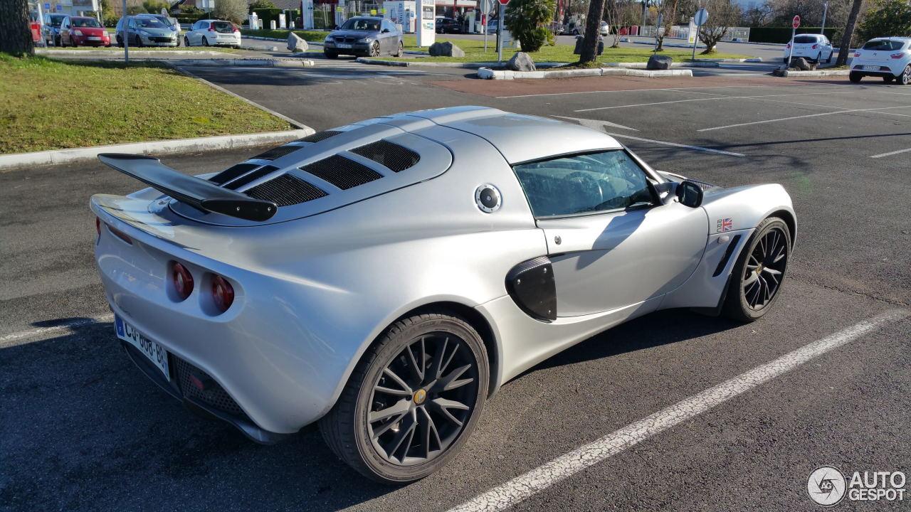 Lotus Exige S 6