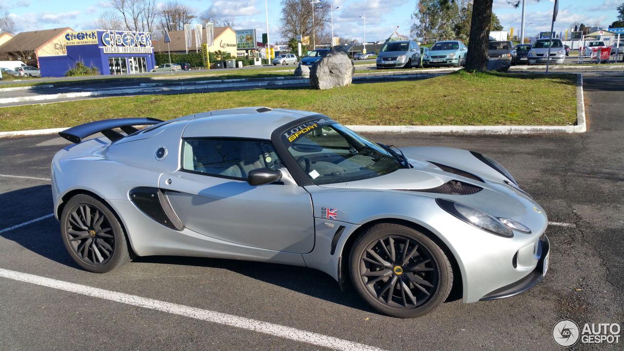 Lotus Exige S 8
