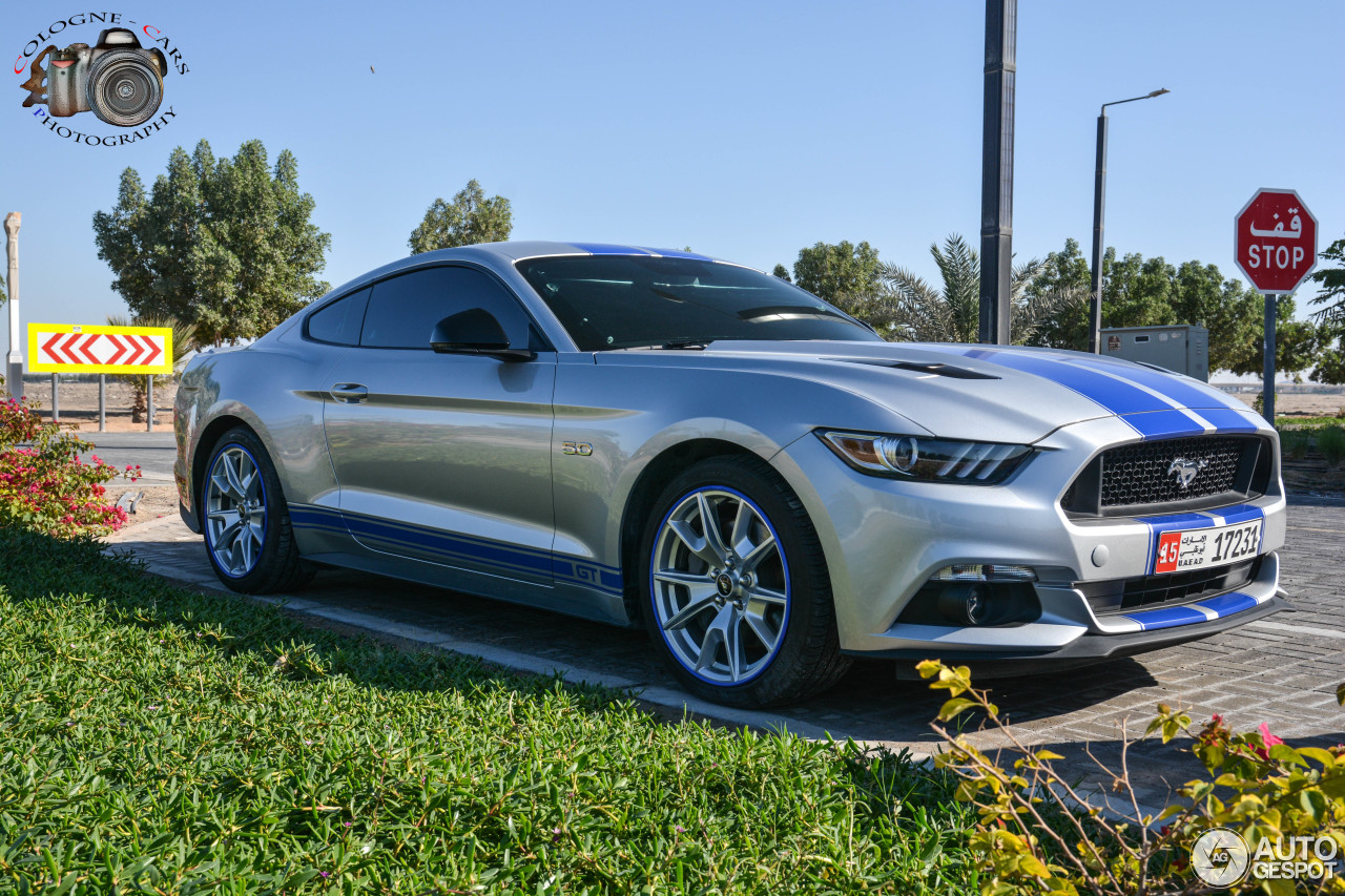 ford mustang gt 50th anniversary edition 19 january 2016. Cars Review. Best American Auto & Cars Review