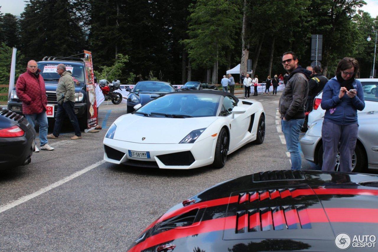 Lamborghini Gallardo LP560-4 Spyder 5