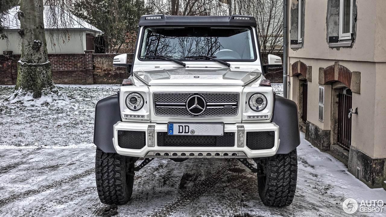 Mercedes-Benz G 63 AMG 6x6 3