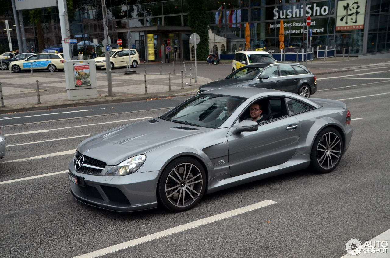 mercedes benz sl 65 amg black series 19 january 2016 autogespot. Black Bedroom Furniture Sets. Home Design Ideas