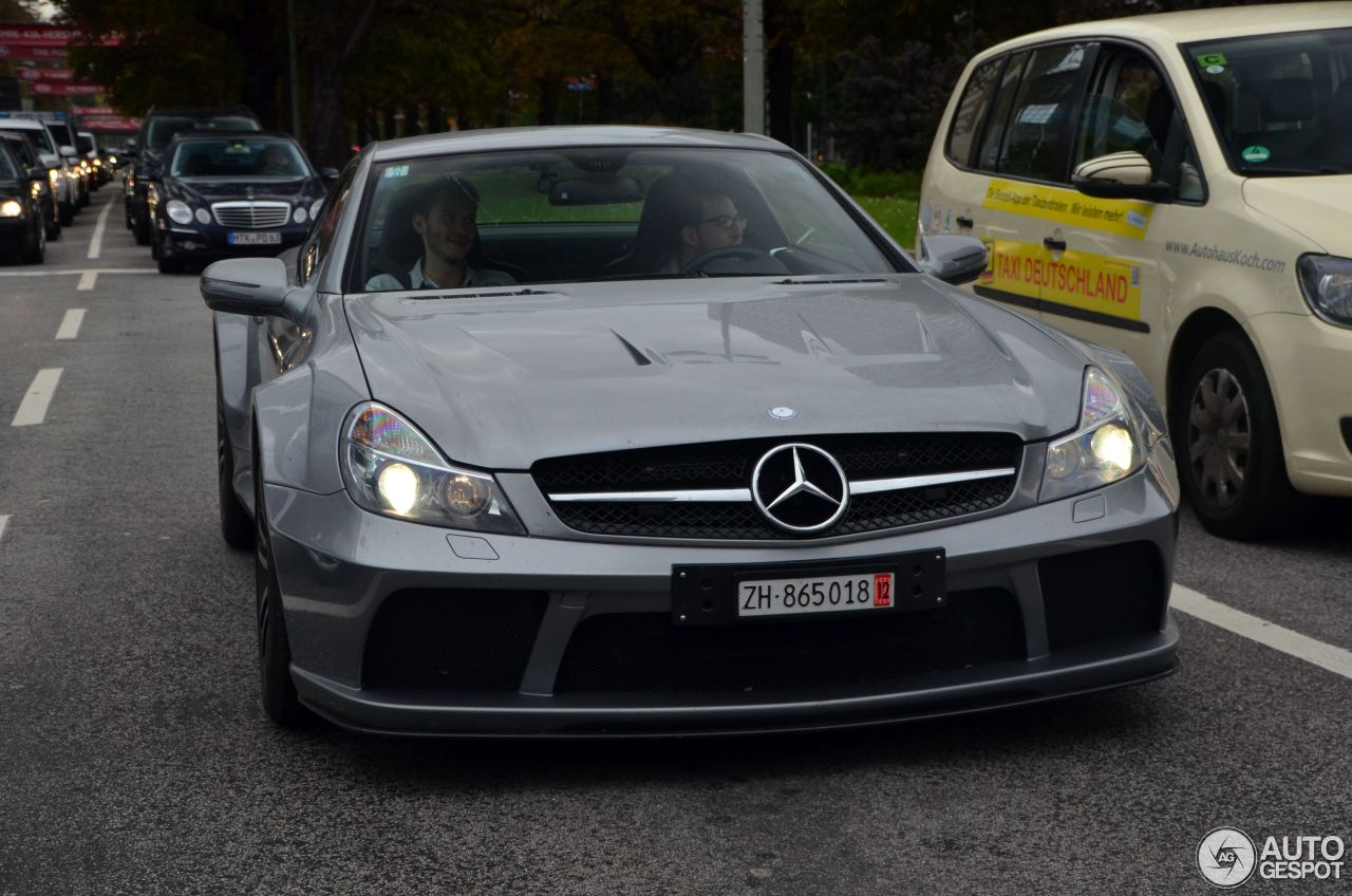 Mercedes benz sl 65 amg black series 19 januar 2016 for Mercedes benz sl65 amg black series price