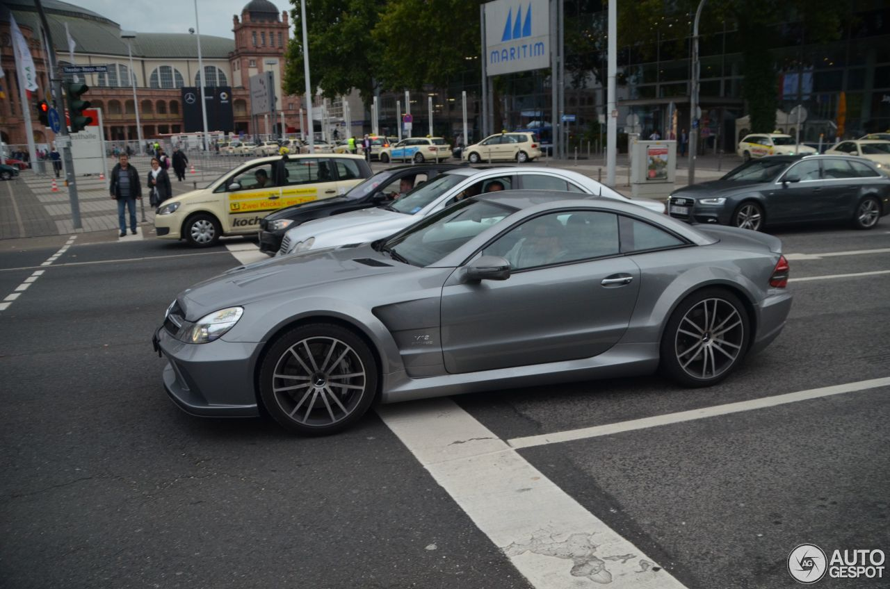 Mercedes benz sl 65 amg black series 19 january 2016 for Mercedes benz sl550 amg price