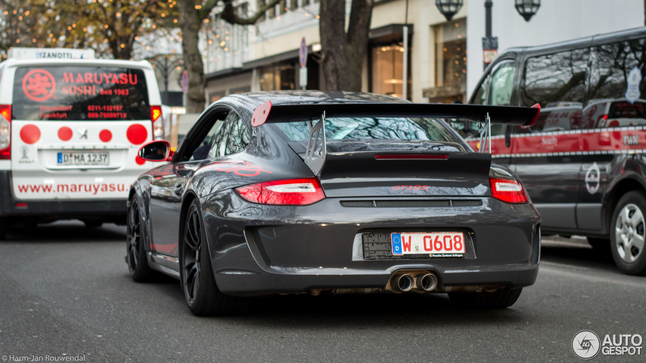 Porsche 997 GT3 RS MkII 3
