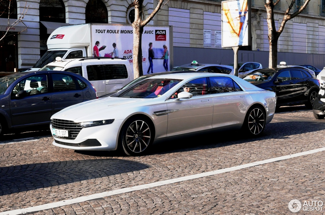 Aston Martin Lagonda Taraf 20 January 2016 Autogespot