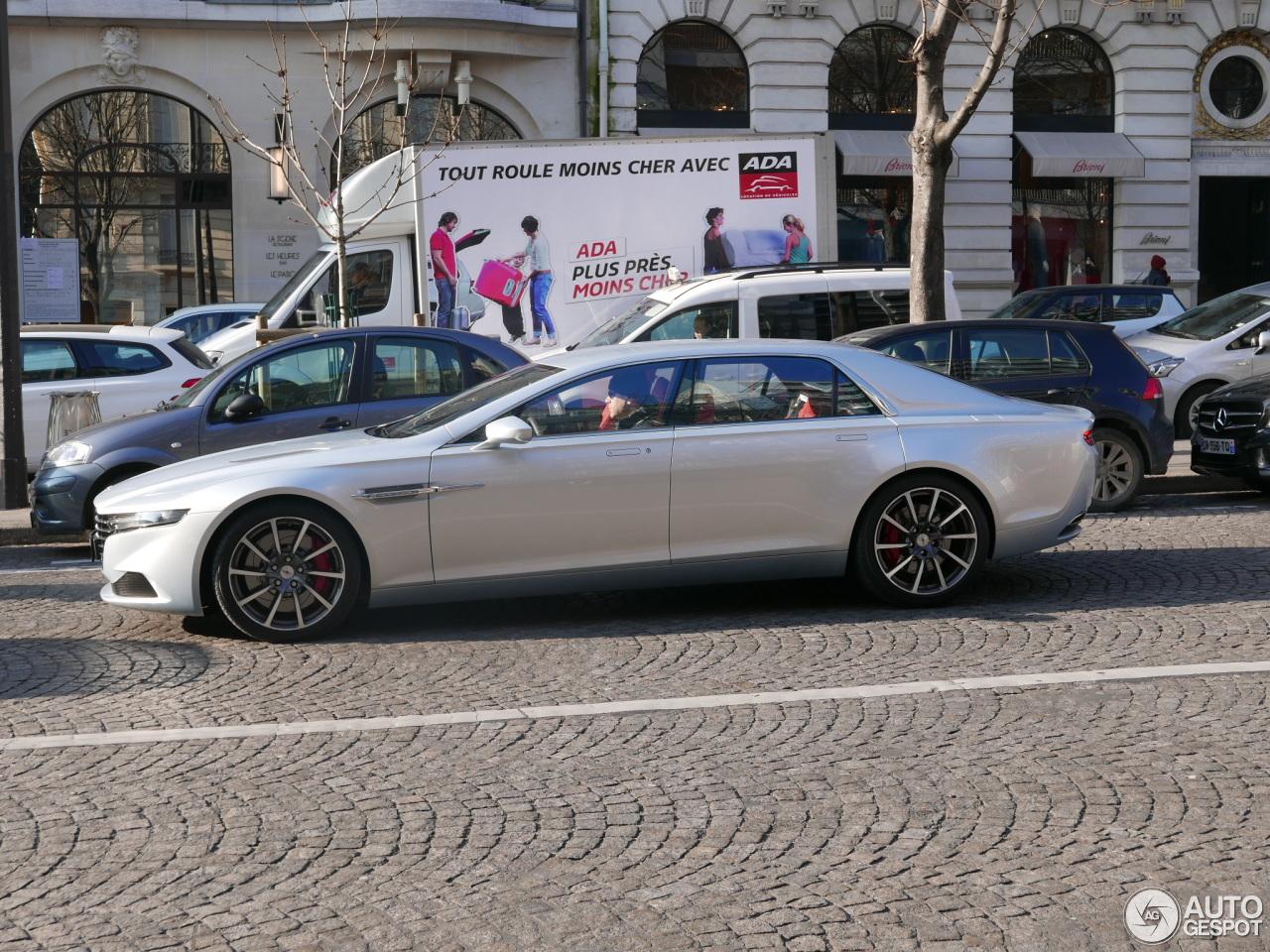 Aston Martin Lagonda Taraf 20 January 2016 Autogespot