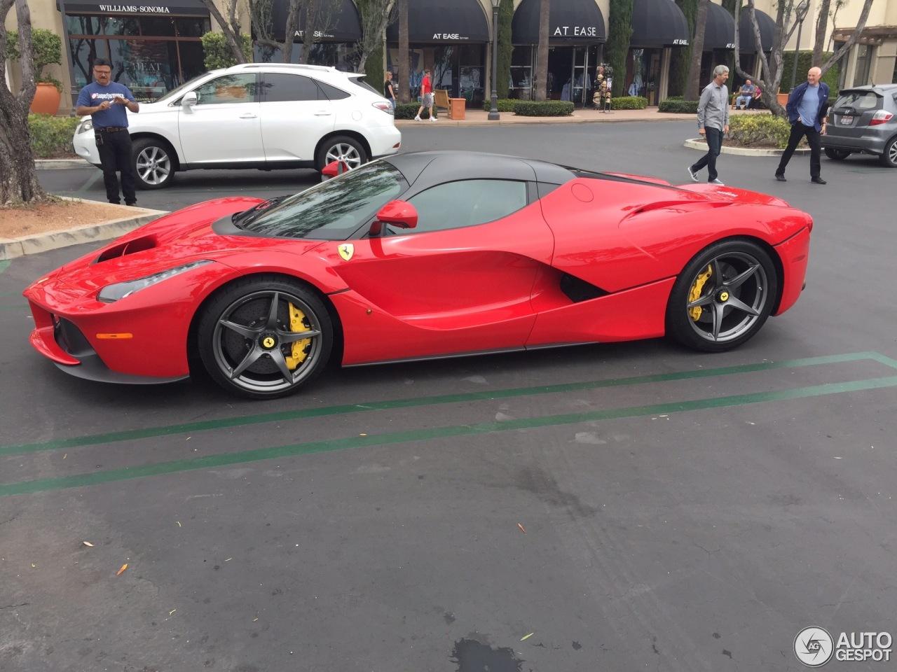 b803b9989f5a7 Ferrari LaFerrari - 20 January 2016 - Autogespot