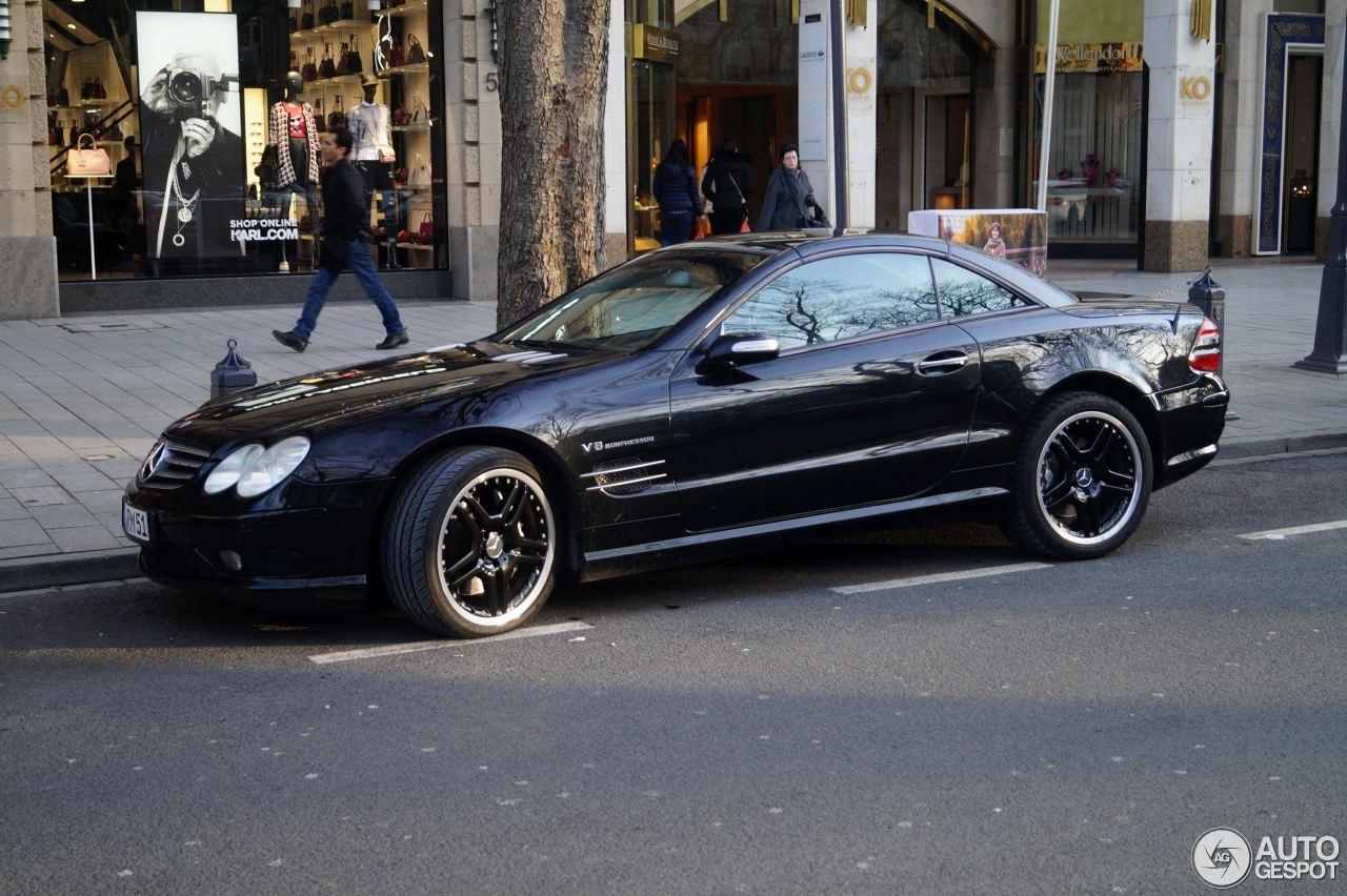 Mercedes-Benz SL 55 AMG R230 4