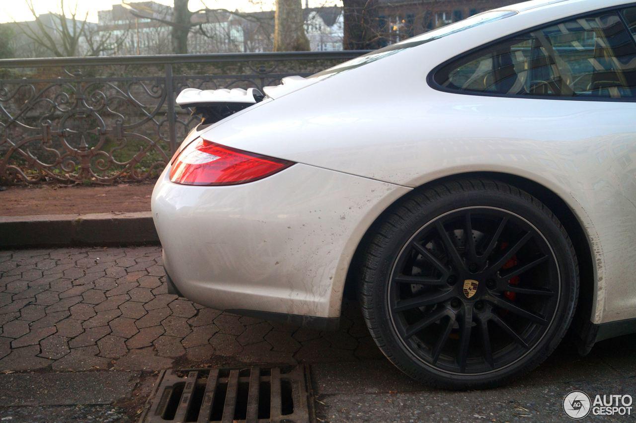 Porsche 997 Carrera 4S MkII 1