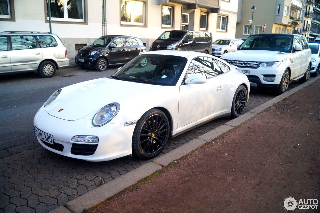 Porsche 997 Carrera 4S MkII 4
