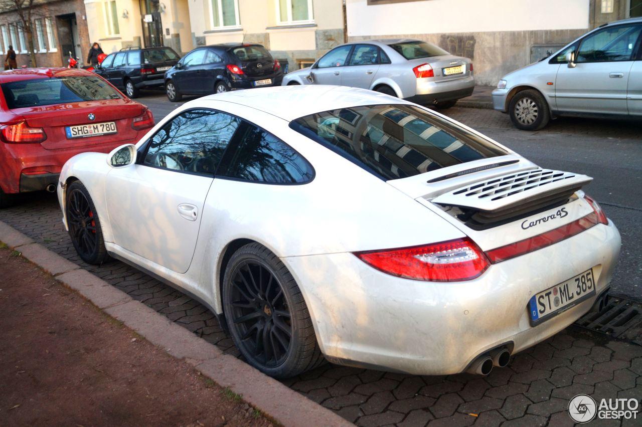 Porsche 997 Carrera 4S MkII 6