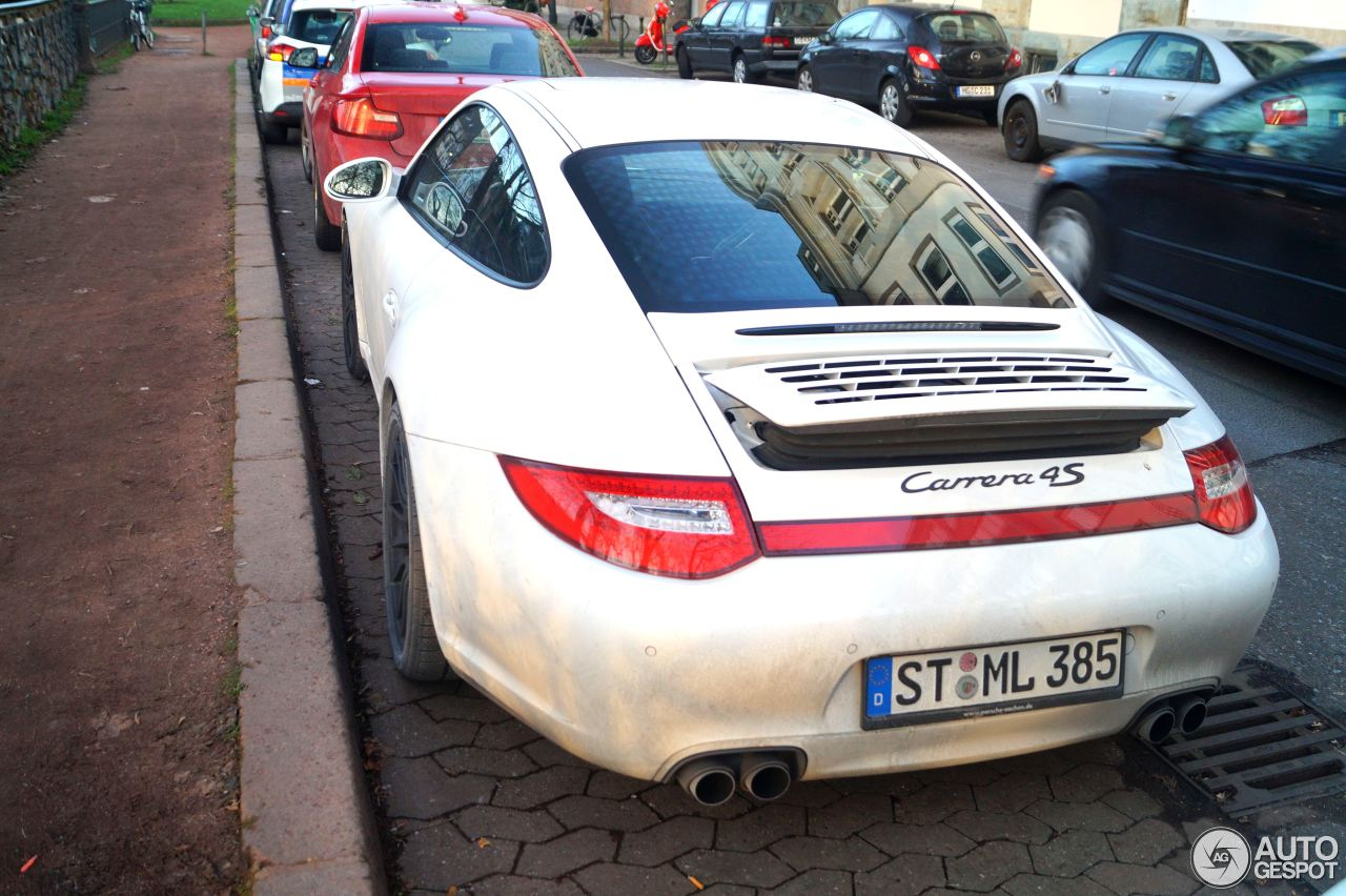 Porsche 997 Carrera 4S MkII 7