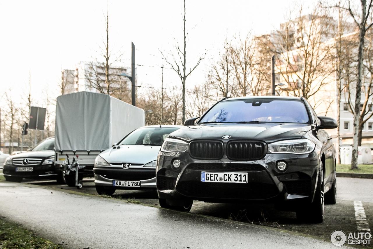 BMW X6 M F86 1