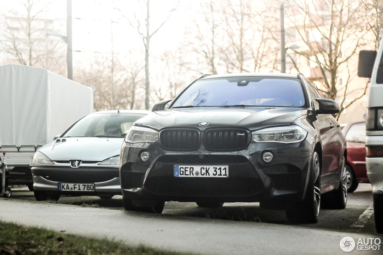 BMW X6 M F86 2