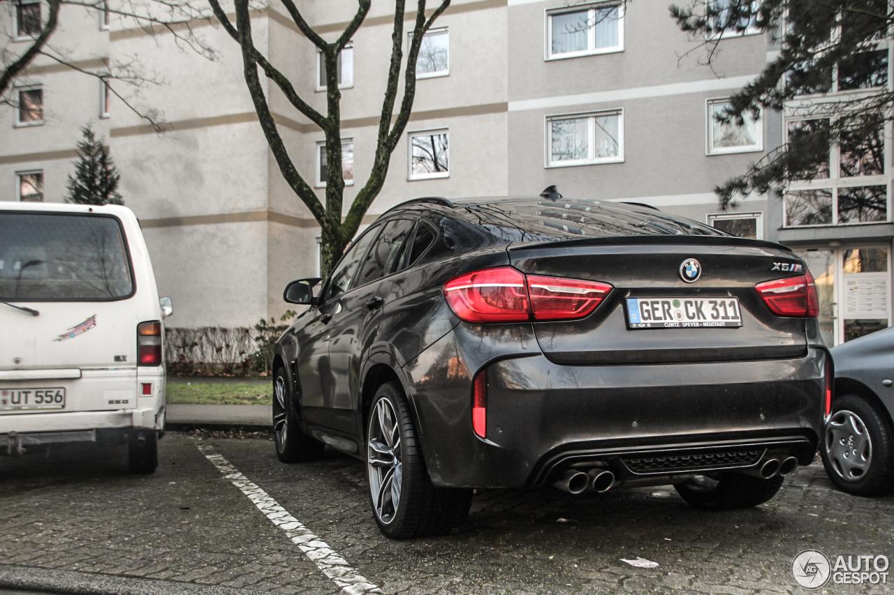 BMW X6 M F86 3