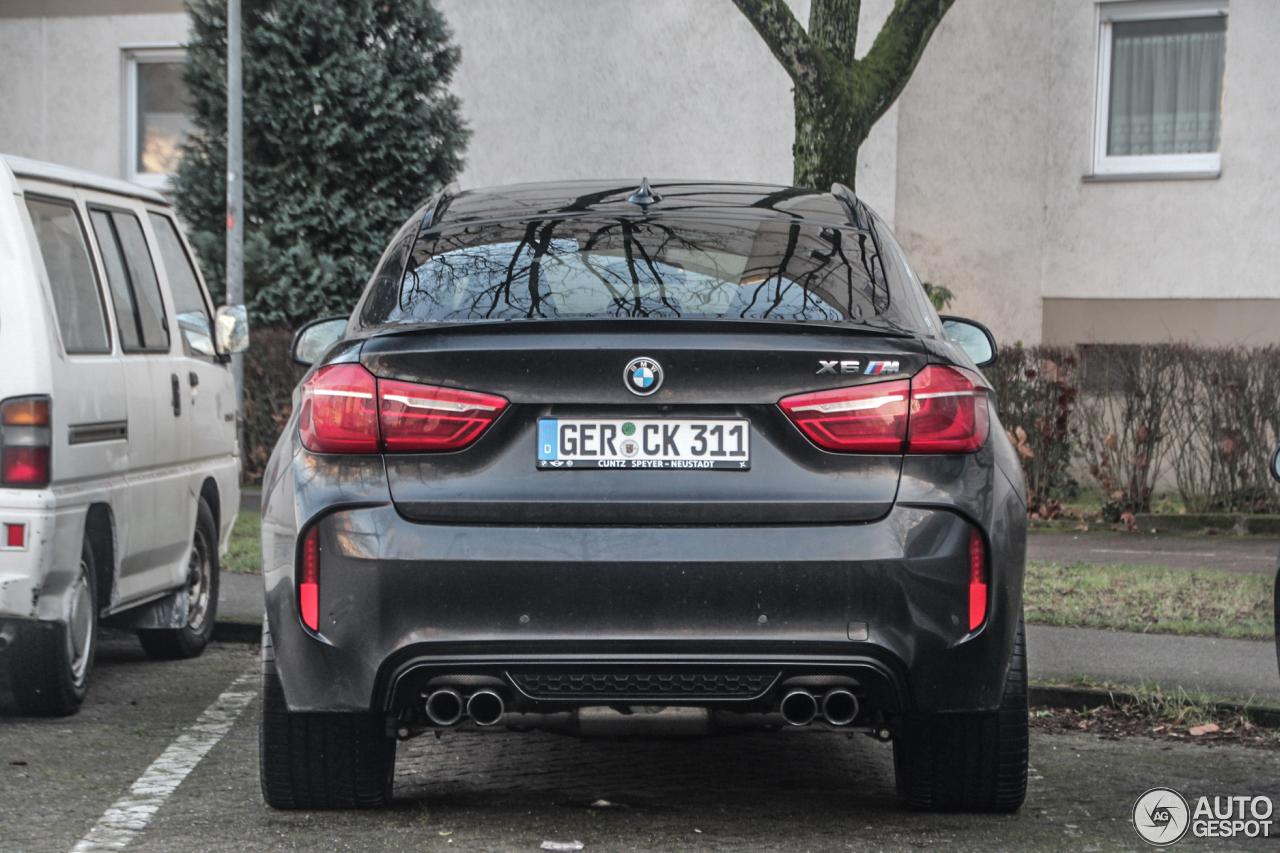 BMW X6 M F86 4
