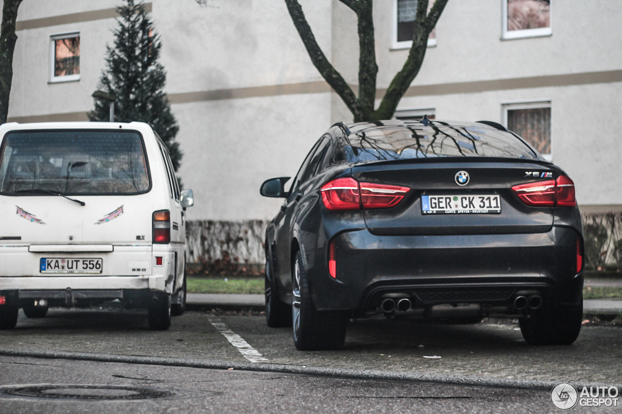 BMW X6 M F86 5