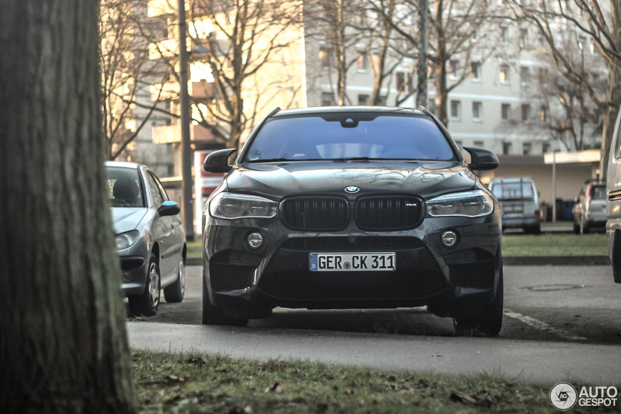 BMW X6 M F86 6