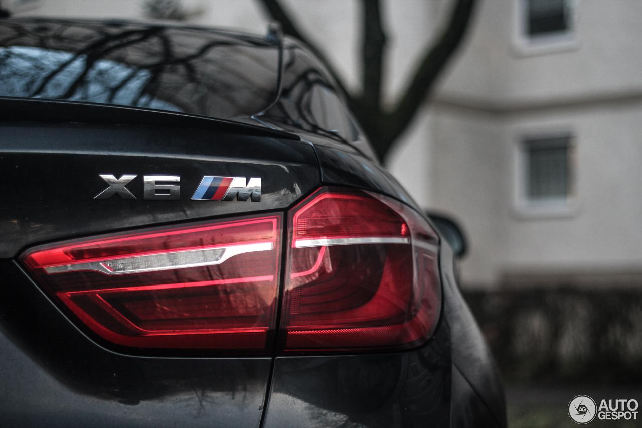 BMW X6 M F86 7