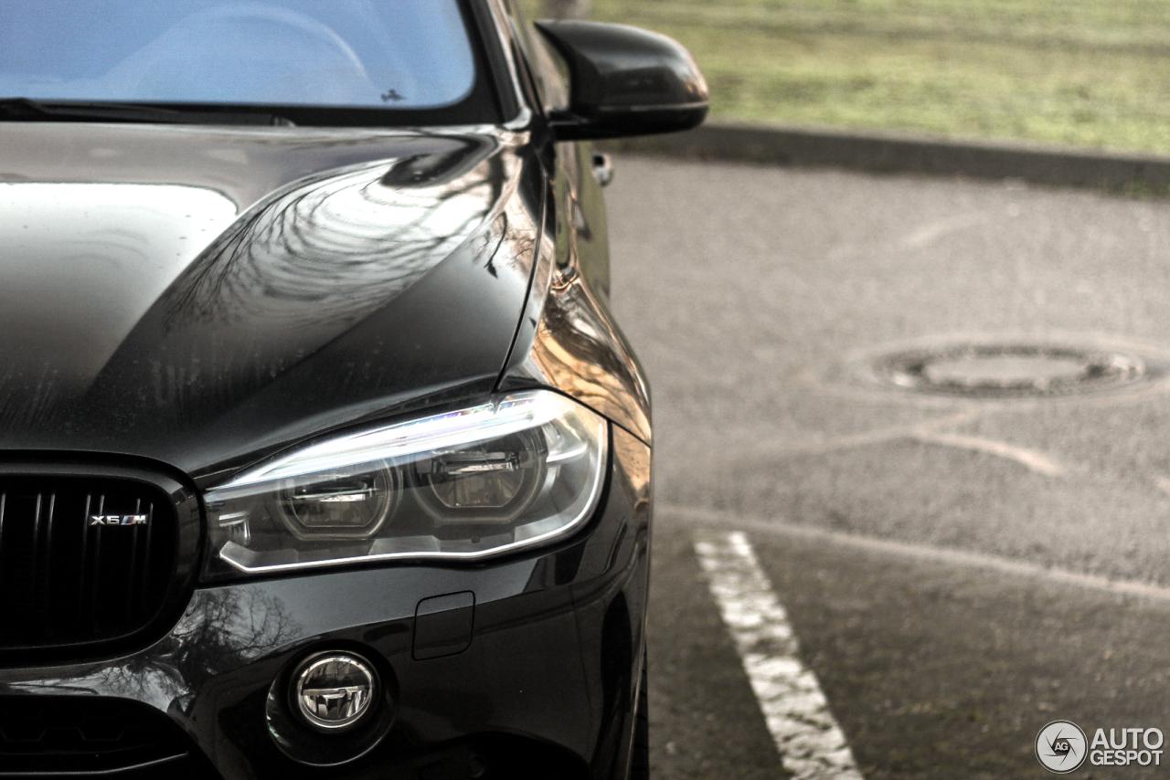 BMW X6 M F86 8