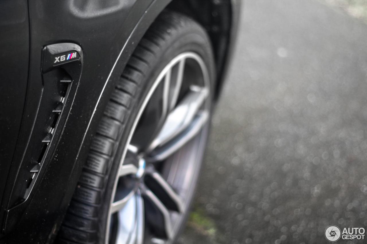 BMW X6 M F86 9