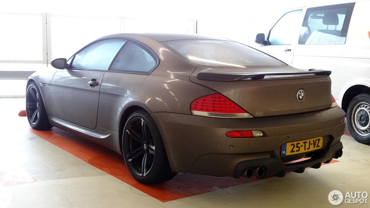 Bmw M6 E63 22 January 2016 Autogespot