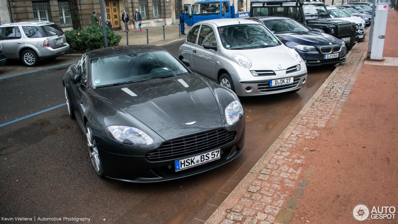 Aston Martin V8 Vantage S 5