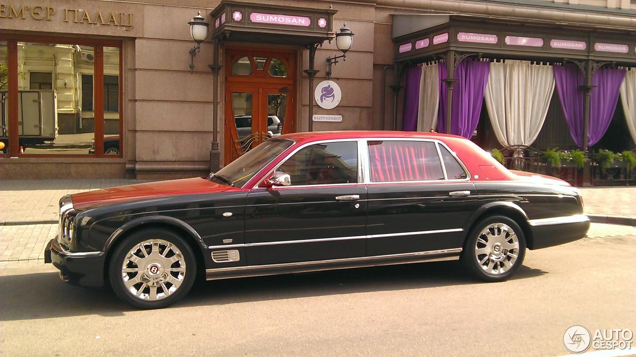 Bentley Arnage Rl 23 January 2016 Autogespot